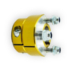 Wheel Hub Rear 30 x 43 x 6/8mm Gold Ital