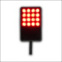 Monit Speed Warning Light