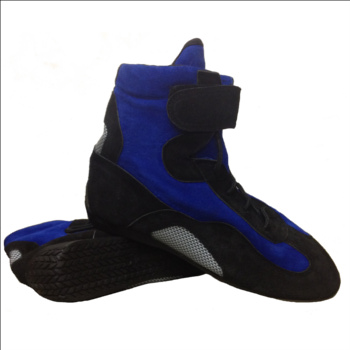 Boot Blue Size 41 Karting