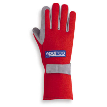 Glove Sparco Profi 2 Red Size 9