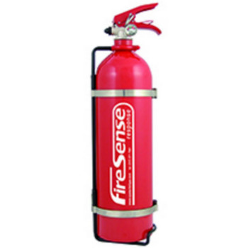 SPA FireSense 2.40 Litre AFFF Extinguisher Alloy Hand Held With Metal Bracket