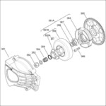 IAME KA100 Engine Parts-Clutch Assembly
