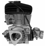 IAME KA100 Reedjet Engine-Components