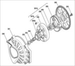 IAME X30 Engine Parts-Clutch Assembly