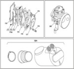 IAME X30 Engine Parts-Inlet Assembly